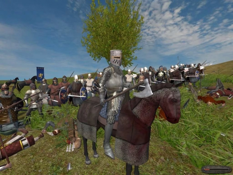 "Mount and Blade - 4 из""Prophesy of Pendor"""