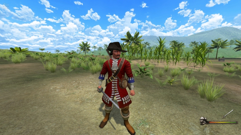 Mount and blade - Carribean