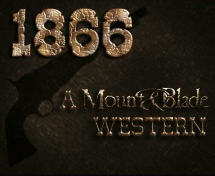 Mount and Blade Western 1866 - Menu