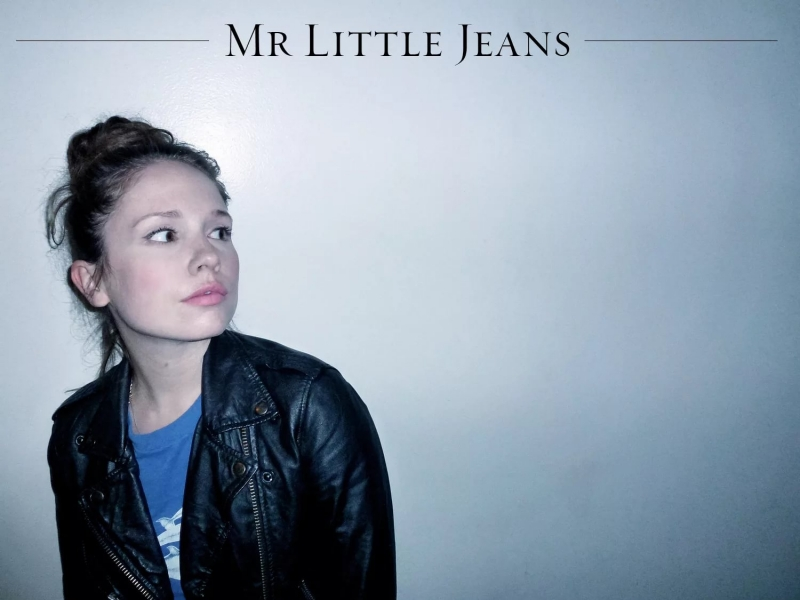 Mr. Little Jeans - Back to the Start OST Железный человек 3