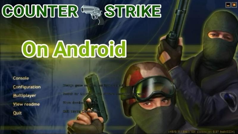 Скачать Counter Strike Android