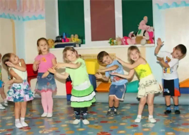 копчика игры для детей под музыку с движениями власть Российской Федерации
