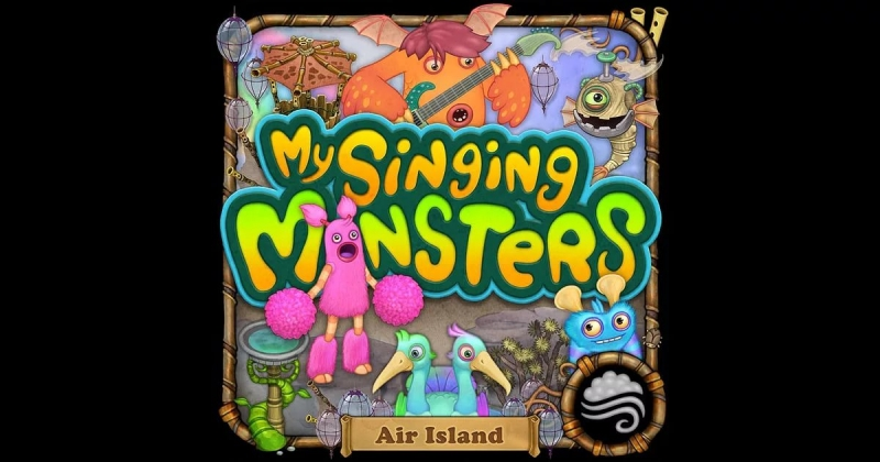 [My singing Monsters] Get Remix - Air Island