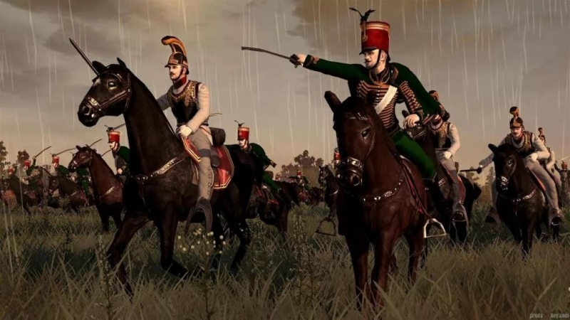Napoleon Total War - Battle march 5