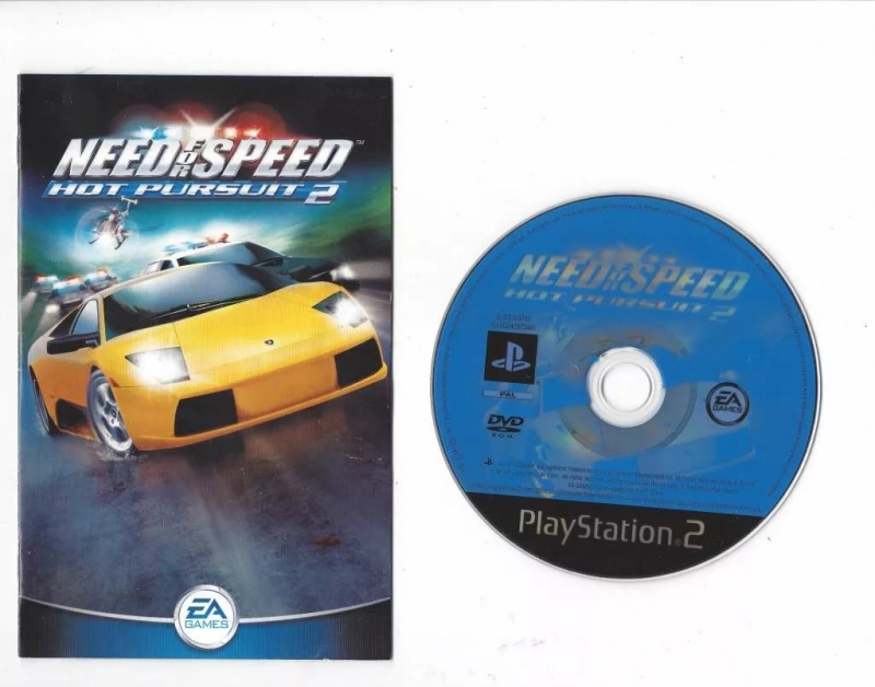 Need For Speed 3 - Hot Pursui - Alpsrock