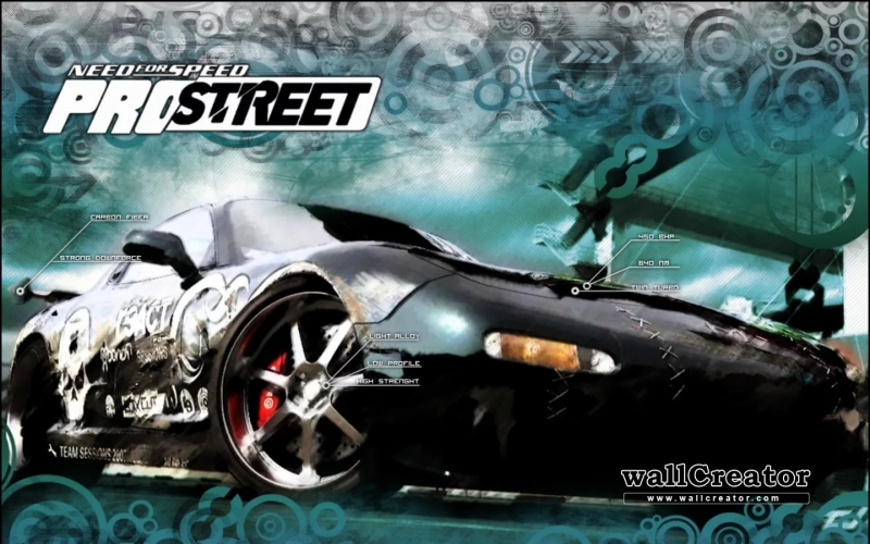 Need For Speed - Junkie XL - Castellated Nut OST - Need For Speed - Pro Street