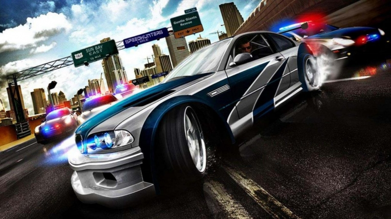 Need For Speed Most Wanted - Track 8 самая актуальная музыка в игре.