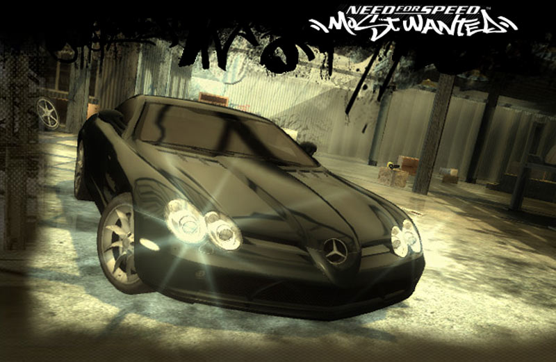 Need For Speed MW - Track 4