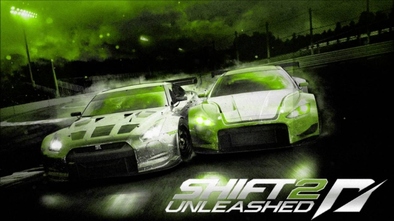 Need For Speed - Shift 2 Unleashed (Various Artists) - BIFFY Dirty 2 1