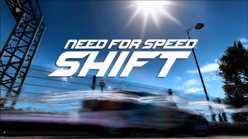 Need For Speed SHIFT - Eleckro 411  Track 3