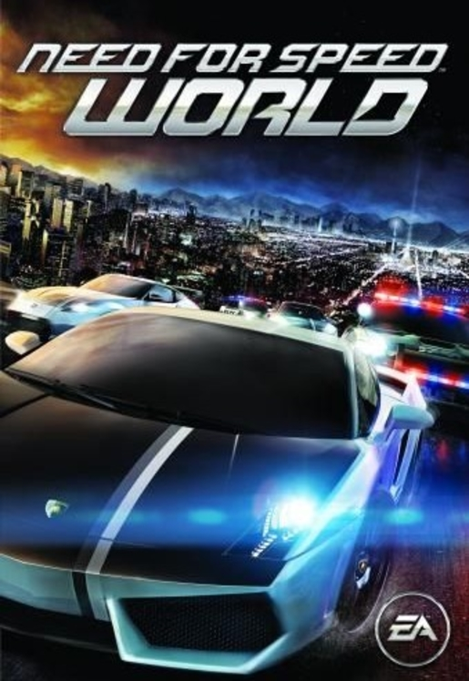 Need For Speed World Online - Theme 2
