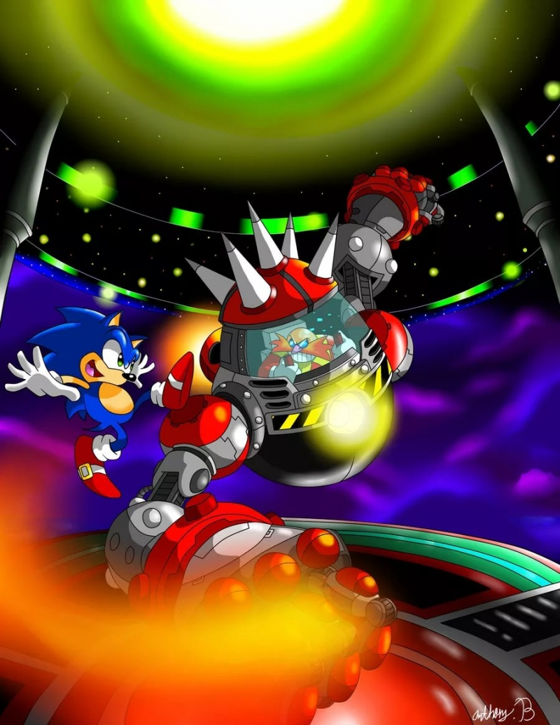 Неизвестен - Boss - Big Arms Sonic 3 Final Boss - Sonic Generations 3DS Music Extended