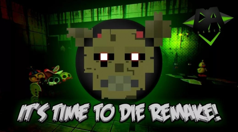 Неизвестен - DAGames - It's Time To Die [RUS] Remake by Sayonara - FIVE NIGHTS AT FREDDY'S 3 SONG - YouTube