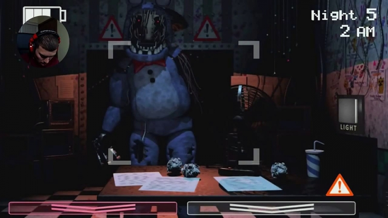 Неизвестен - Five Night's at Freddy's 3