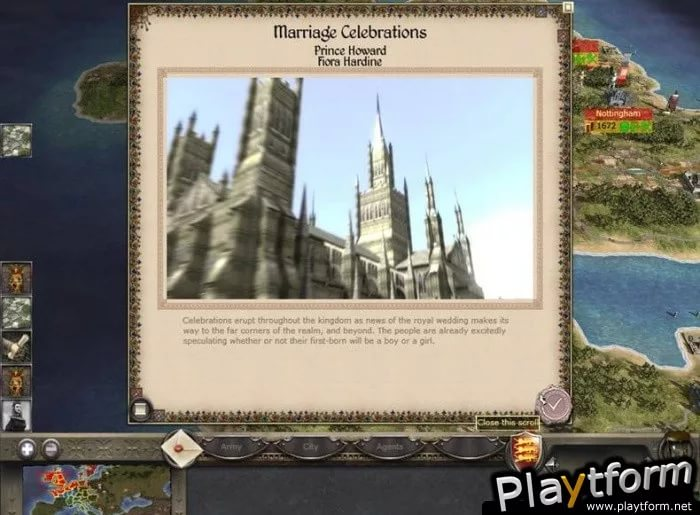 Неизвестен - Medieval 2 Total War Marriage