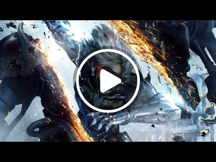 Неизвестен - Metal Gear Rising_ Revengeance OST - It has to be this way [
