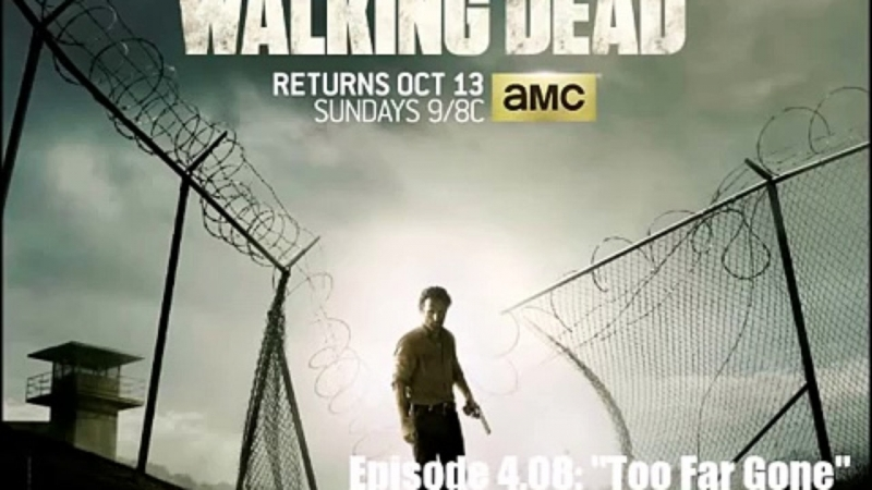 Неизвестен - The Walking Dead - Season 4 OST - 4.08 - 06 Stand-off Part 2