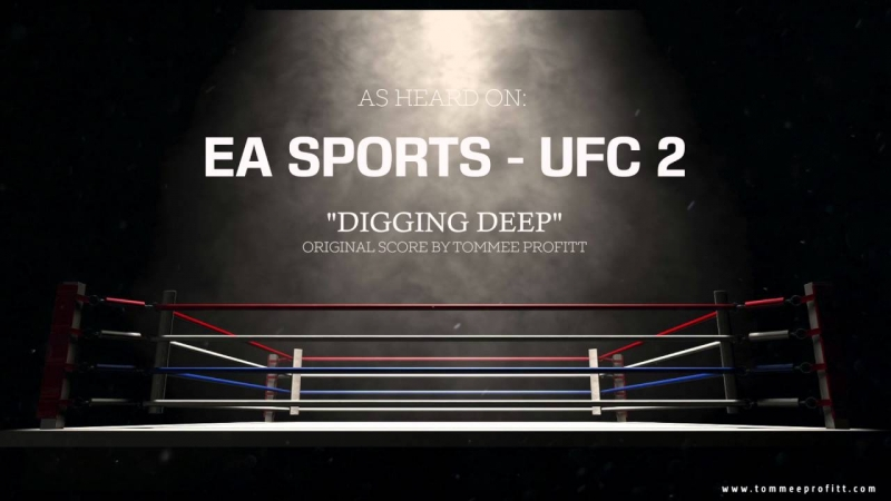 NF - I'm Ready EA Sports UFC 2 Original Score by Tommee Profitt