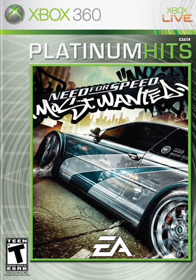 (NFS MOST WANTED 2005) Celldweller - One Good Reason