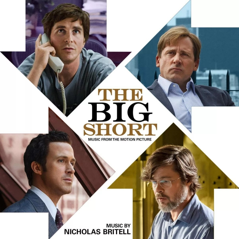 Nicholas Britell - The Big Short Piano Suite Ost Игра на понижение