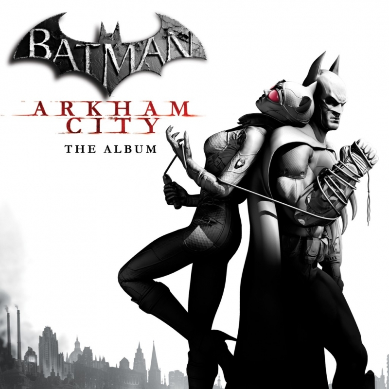Nick Arundel - This Court Is Now In Session Baan Arkham City OST