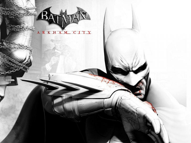 Nick Arundel - It's Initiation Time Baan Arkham City Ost