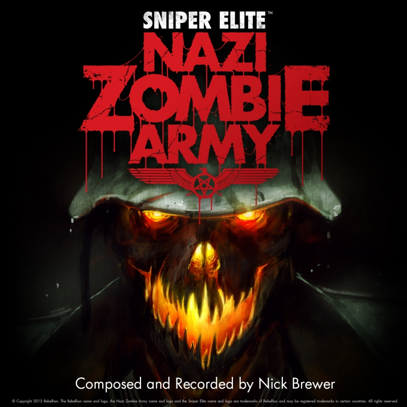 Nick D Brewer - Sniper Elite Zombie Army Trilogy