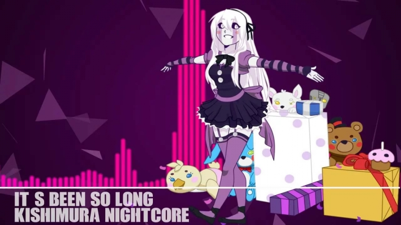 Nightcore - It's Been So Long Five Nights At Freddy\'s 2 Song