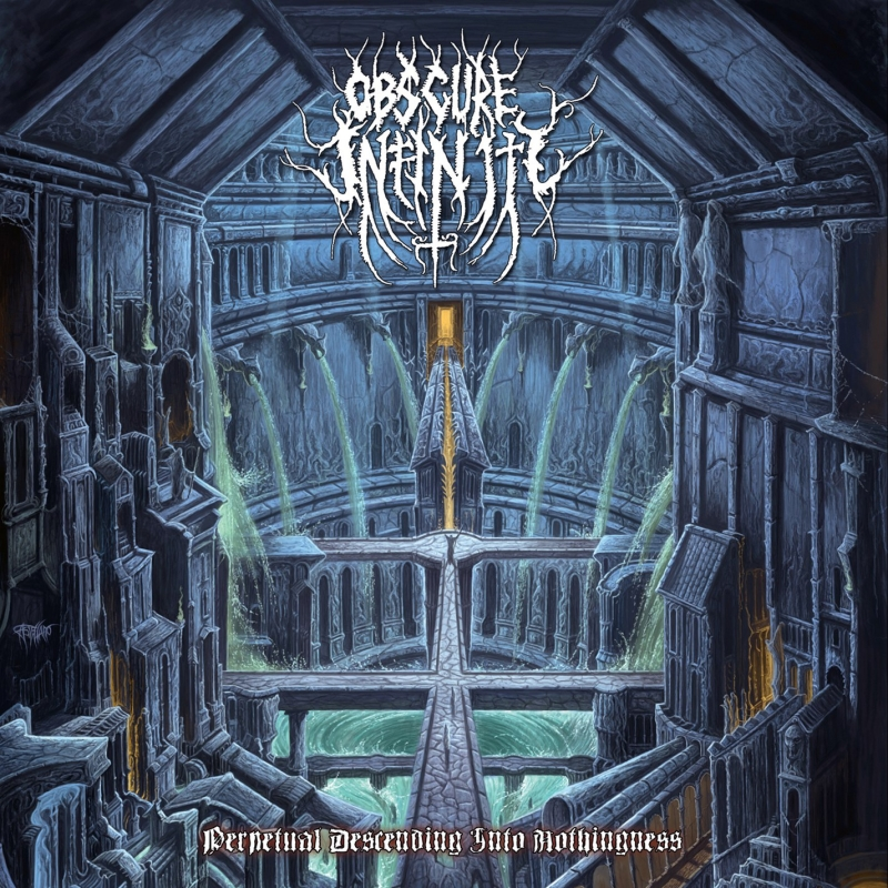 Obscure Infinity - Descending into Nothingness