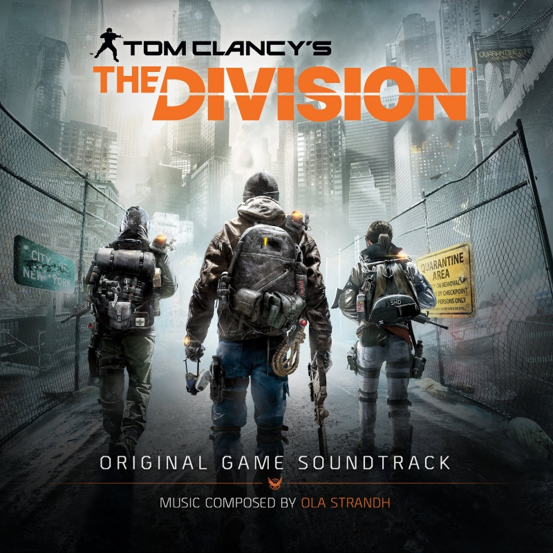 Ola Strandh - Take Back New York OST Tom Clancy\'s The Division