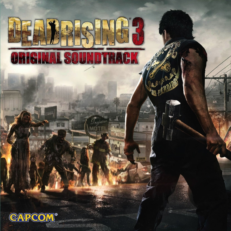 Oleksa Lozowchuk - Agent S. Pt.1 [Dead Rising 2 Off The Record OST]