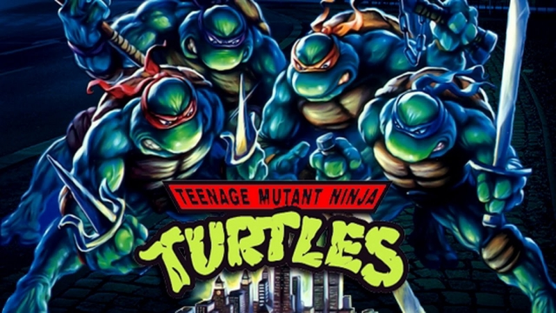 Orgasmic Victim - Teenage Mutant Ninja Turtles