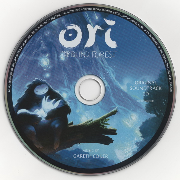 Ori and the Blind Forest - Full soundtrack