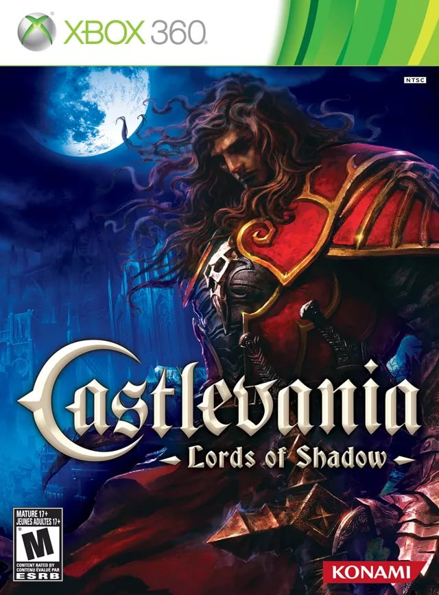 Oscar Araujo - The Last Battle Love Lost? [Castlevania Lords of Shadow OST]