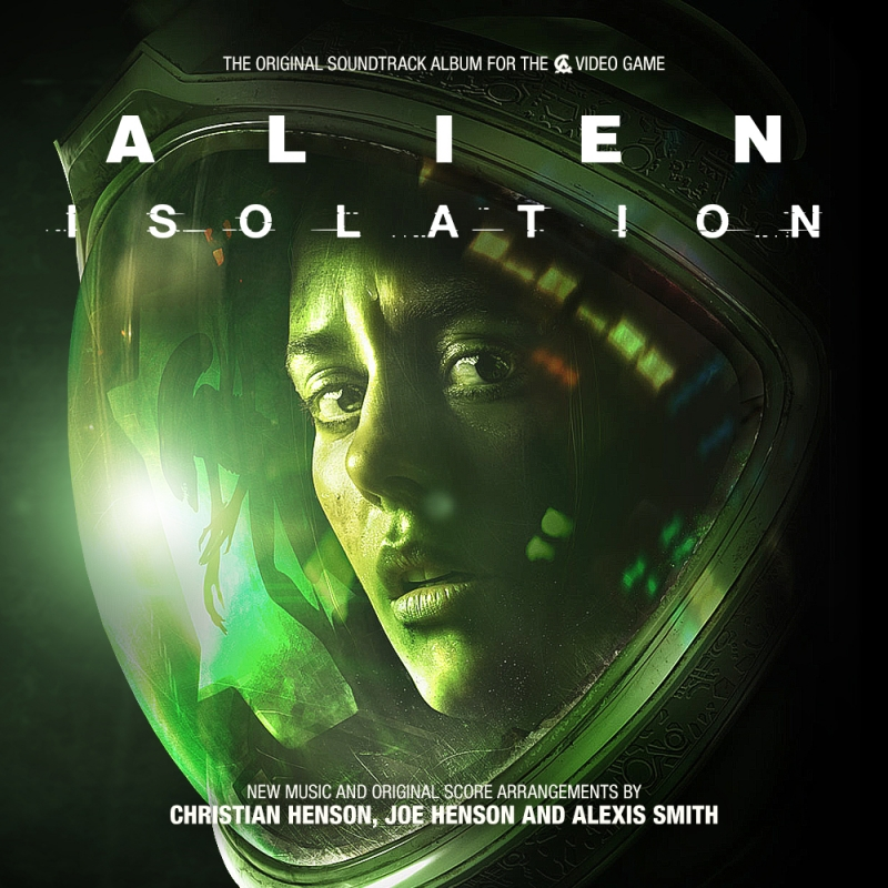 OST Alien Isolation - violine