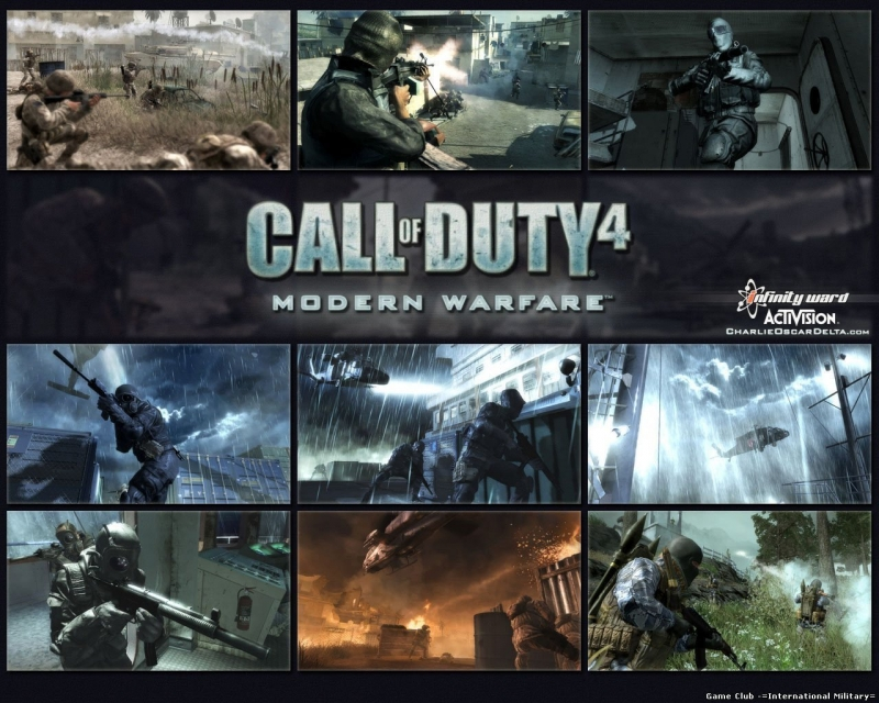 MW - OST CALL OF DUTY 4