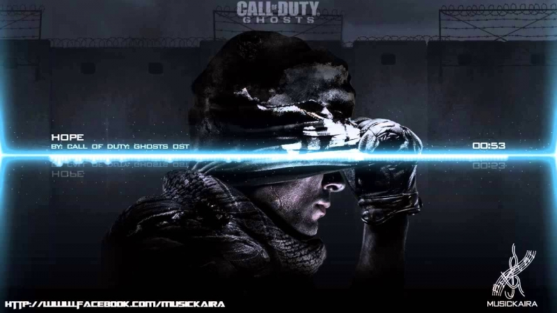 OST Call of Duty Ghosts - Main Theme