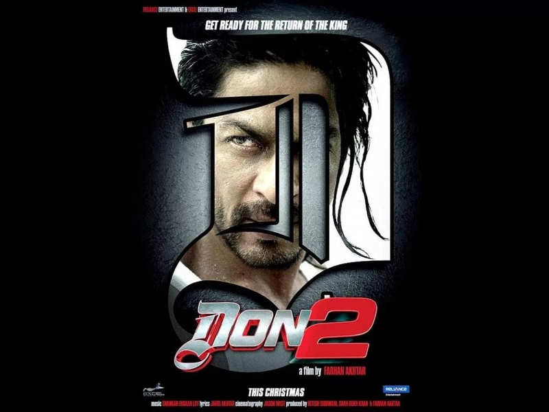 OST Дон. Главарь мафии 2 / Don 2 (2011) - The King Is Back (Theme)