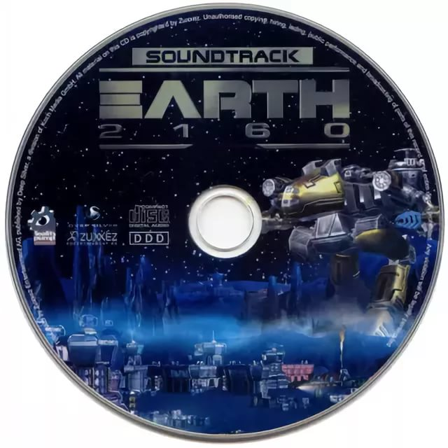 OST Earth 2160 - No Stop