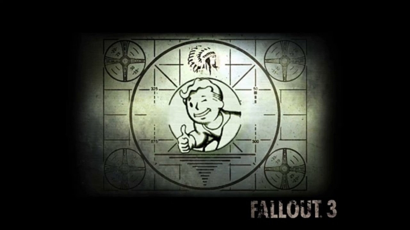 OST Fallout 3 - Анклав