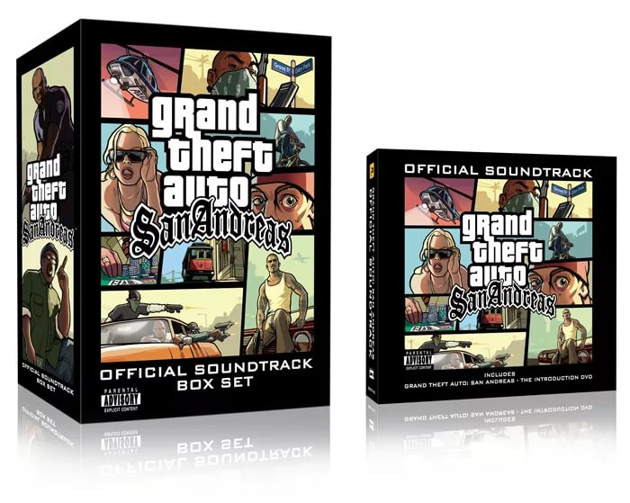 Grand Theft Auto San Andreas Theme