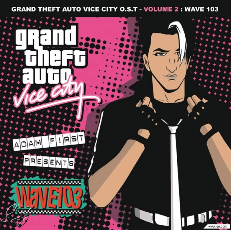 (OST GTA Vice City) Blondie