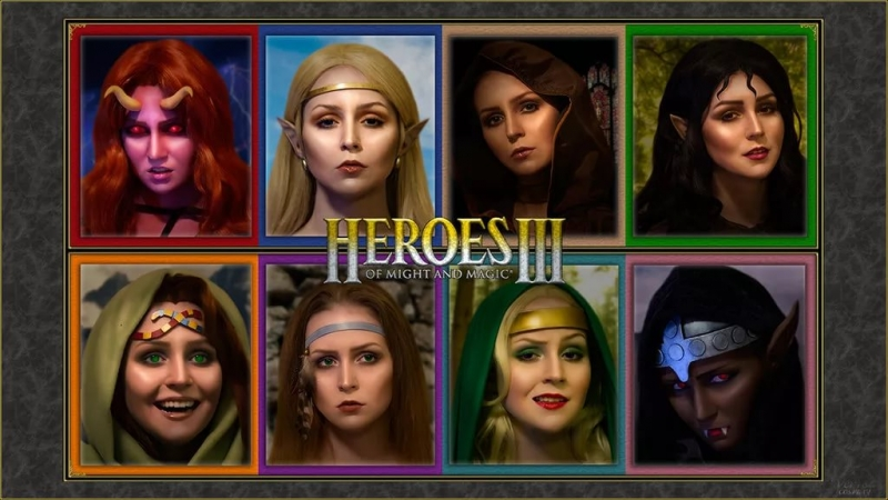 OST Heroes Of Might And Magic 3 - Цитадель