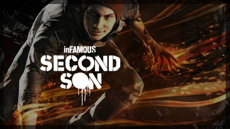 OST - -Infamous Second Son