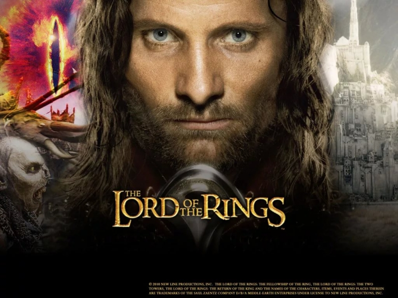 [OST Lord of the Rings - Песнь Арагорна]