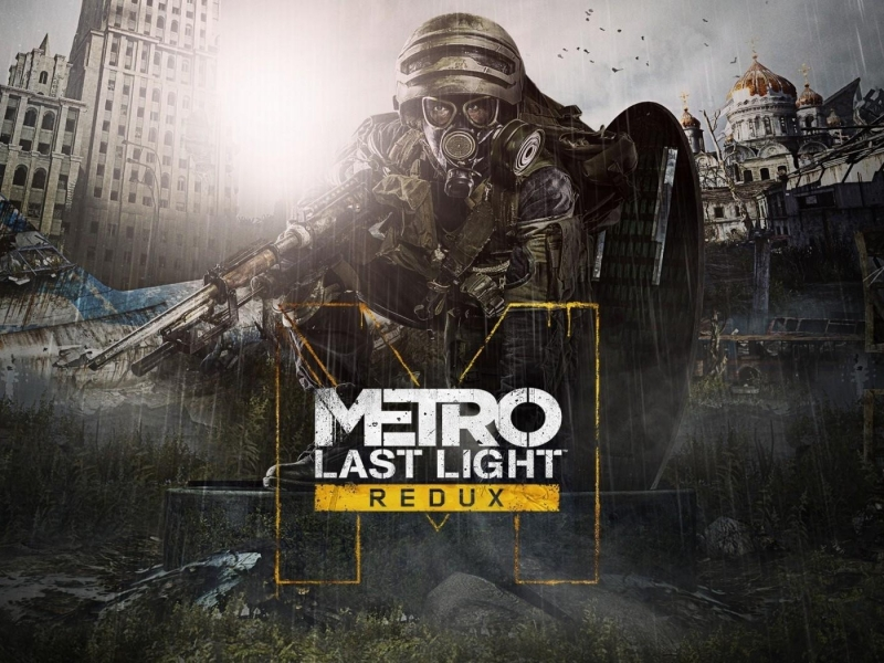 (OST Metro Last Light) - SPARTA