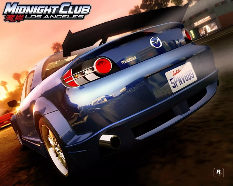 (OST Midnight Club Los Angeles) Evil Nine Feat Beans