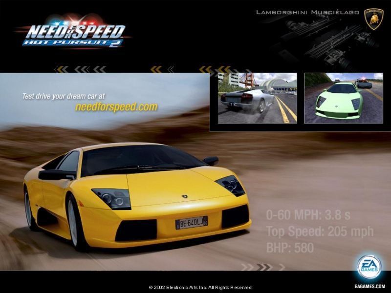OST Need 4 Speed Hot Pursuit 2 - Hot Action - Fever For The Flava