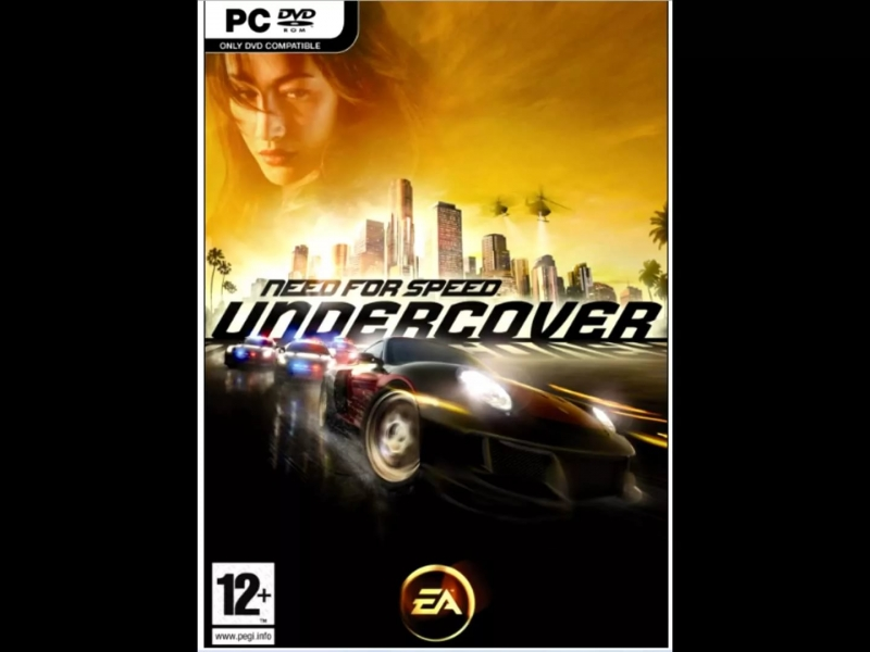 (OST Need for Speed - Undercover) Puscifer