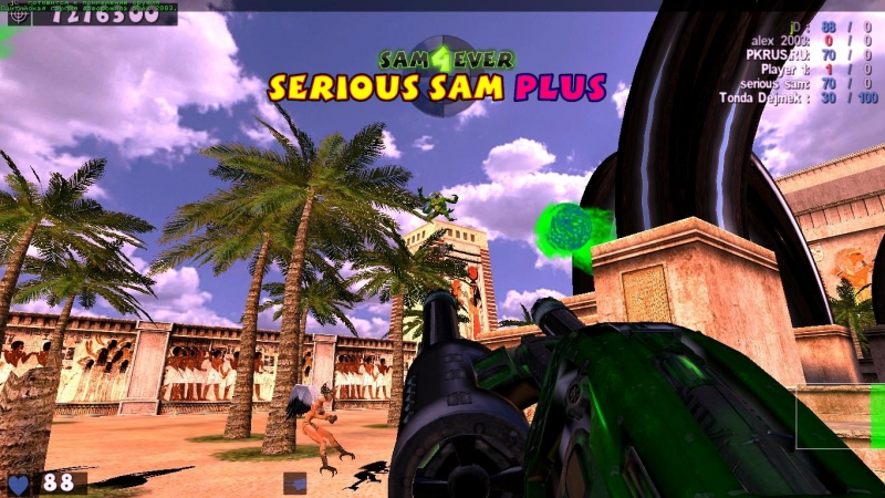 OST Serious Sam 3 BFE - Gone 4ever
